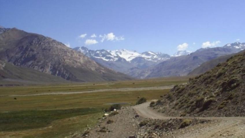 Paso Las Leñas: avanzan con el corredor a Chile en el Sur provincial