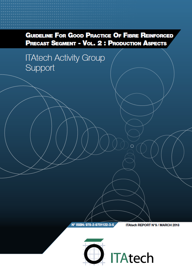 Guideline For Good Practice Of Fibre Reinforced Precast Segment – Vol. 2 : Production Aspects