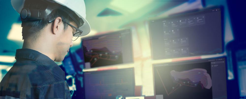 Visualización en 3D y mucho más en su mina subterránea. MST Global presenta HELIX.
