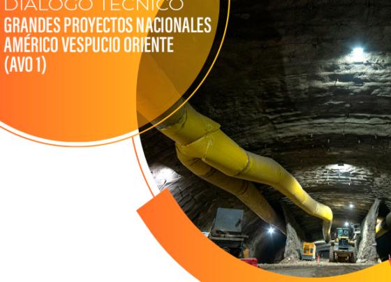 Grandes Proyectos Nacionales - Américo Vespucio Oriente (AVO1