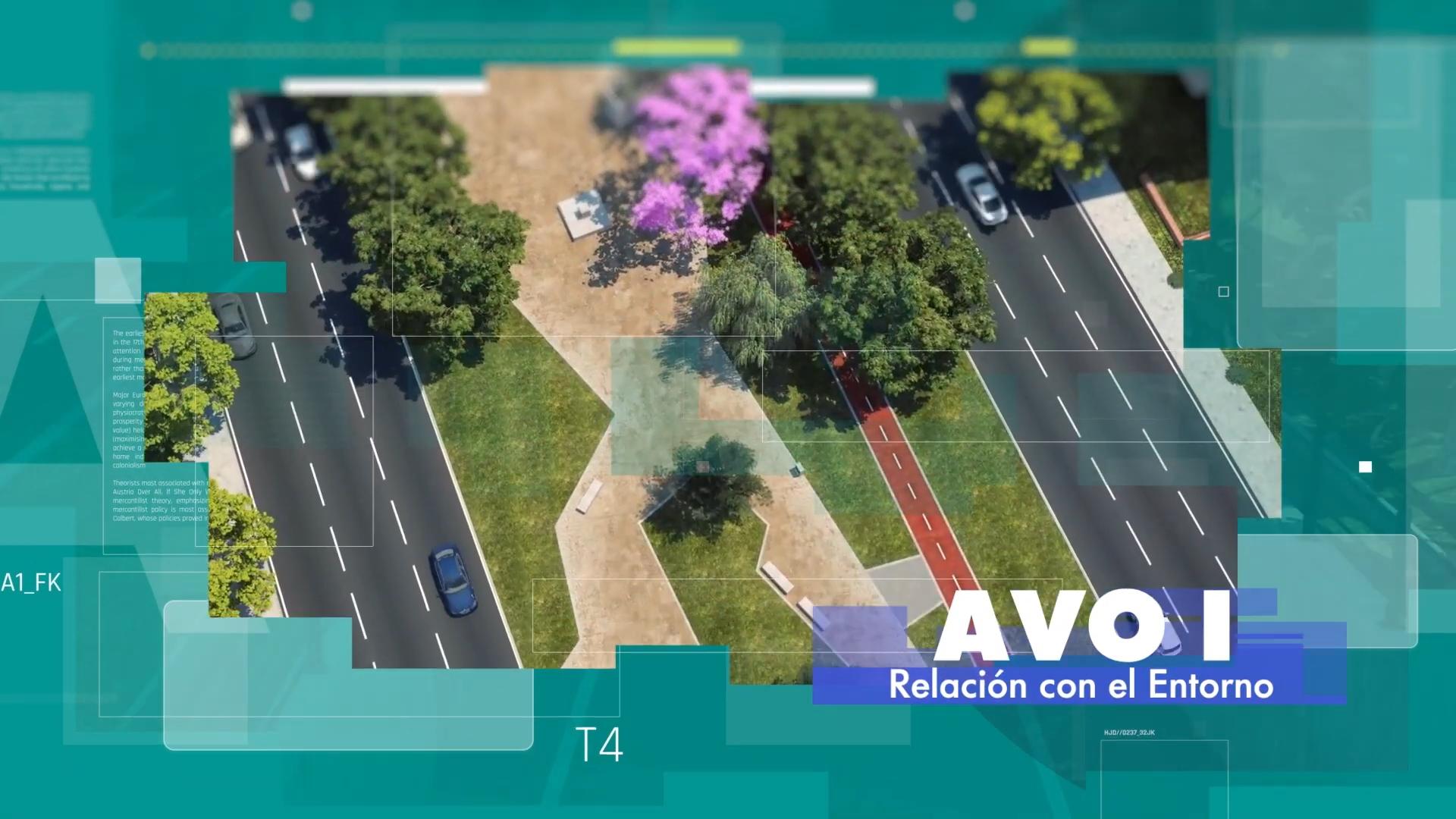 Nueva Cápsula Técnica: Autopista Vespucio Oriente (AVO I – Relación con el Entorno)