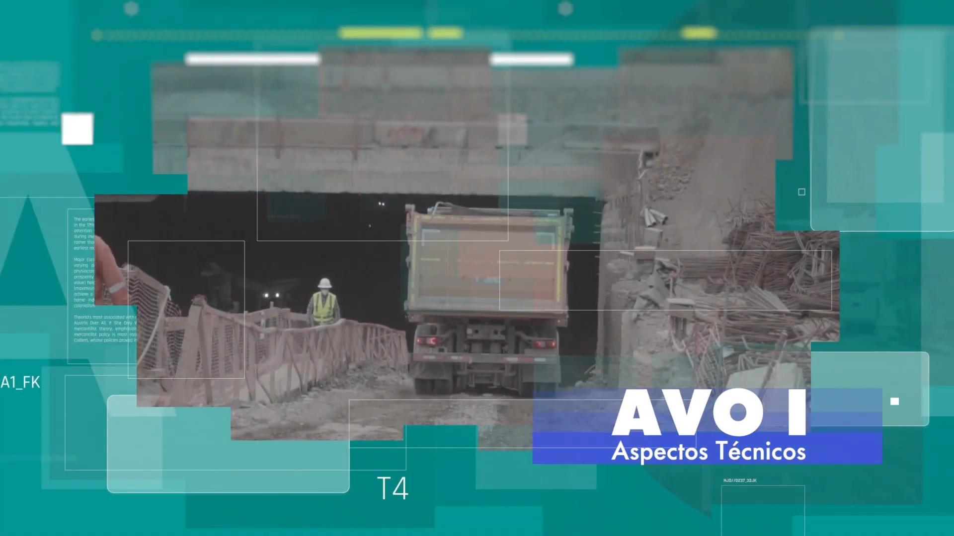 Nueva Cápsula Técnica: Autopista Vespucio Oriente (AVO I – Aspectos Técnicos)