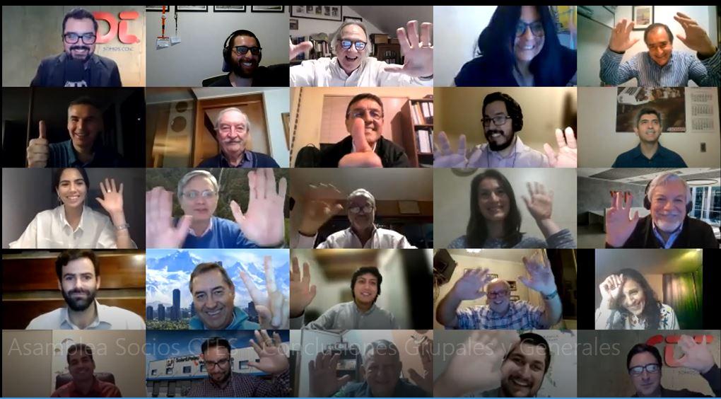 El Comité de Túneles y Espacios Subterráneos realizó con éxito la Asamblea de Socios CTES 2021