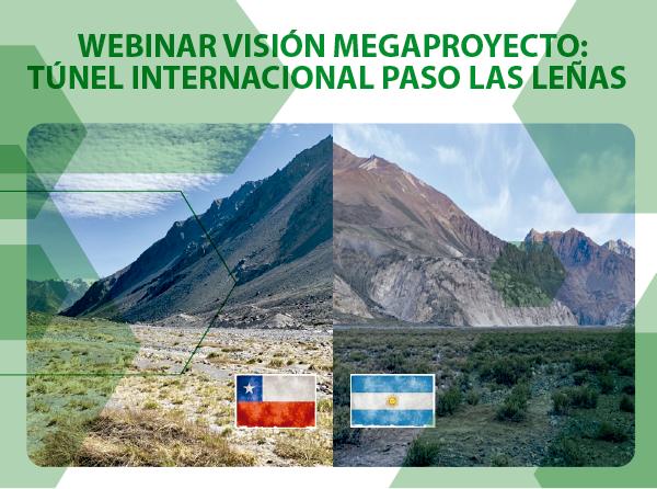 [VIDEOS] Revive el Webinar Visión Megaproyecto: Túnel Internacional Paso las Leñas