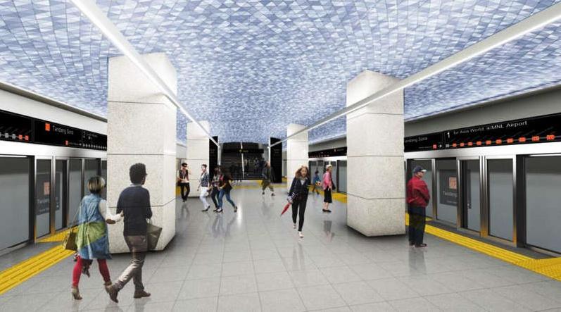 Obras de túneles para el proyecto del metro de Metro Manila programadas para el primer trimestre de 2022