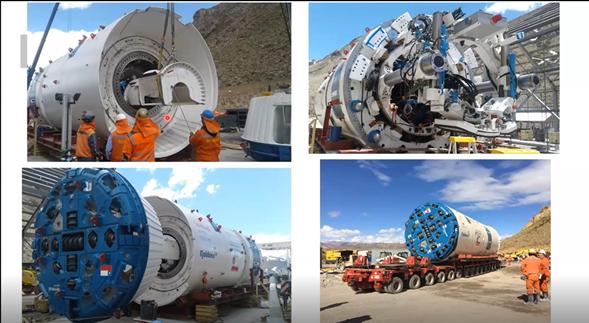 """El Comité de Túneles y Espacios Subterráneos de Chile, realiza exitoso Webinar """"Experiencia de TBM – Doble Escudo en Central Hidroeléctrica Los Cóndores"""""""