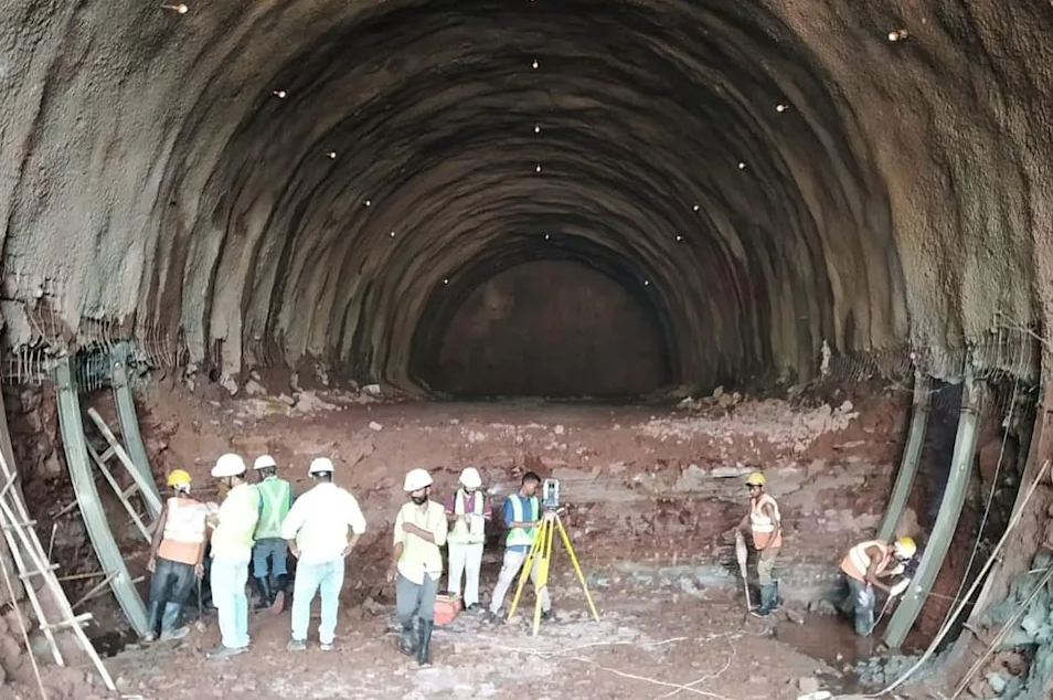 Los ferrocarriles se preparan para el futuro con cinco grandes túneles